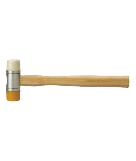 高级核桃木橡皮锤